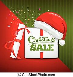Merry Christmas santa hat sale