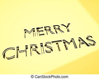 merry christmas season greetings