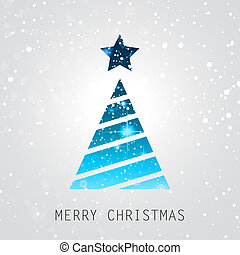 Merry Christmas Seasonal Background for your greeting cards