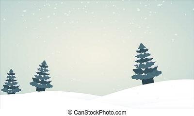 Merry Christmas with santa, Animation, HD 1080