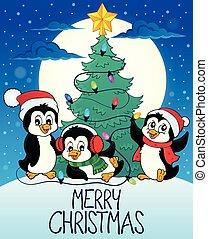 Merry Christmas subject image 8 - eps10 vector illustration.