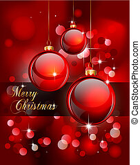 Merry Christmas Suggestive Background - Merry Christmas...
