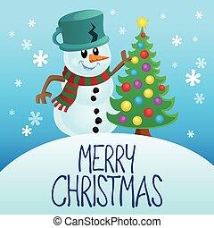 Merry Christmas topic image 4