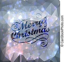 Merry christmas vector  luxury  background