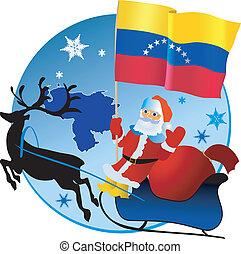 Merry Christmas, Venezuela!