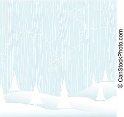 Merry Christmas - Winter
