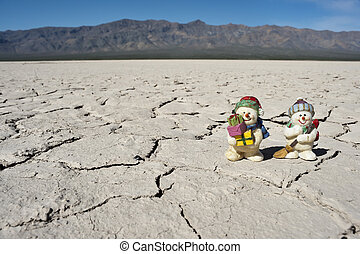 Merry X-Mas from the Nevada Desert
