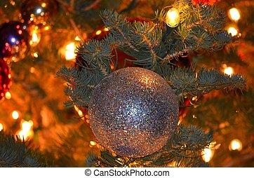 MerryChristmas - tree ornaments