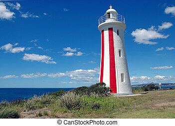 Mersey Bluff Lighthouse, Tasmania