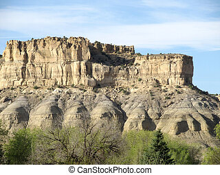 Mesa - The huge Mesa in New Mexico...