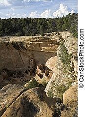 Mesa Verde National Park in Colorado