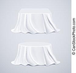 mesas, dos