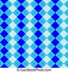 mescolato, blu, maglione, colori, struttura