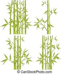 (mesh), vector, bamboe