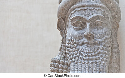 Dating back to 3500 B.C., Mesopotamian art war intended to serve as a way to glorify powerful rulers and their connection to divinity