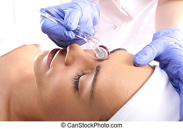 mesotherapy, microneedle
