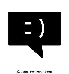 Message Button Web Icon - msidiqf