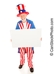 Message From Uncle Sam