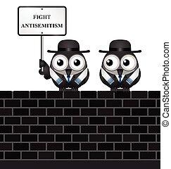 messaggio, antisemitism
