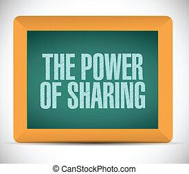 messaggio, condivisione, disegno, illustrazione, potere