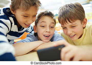 messaging, kinderen