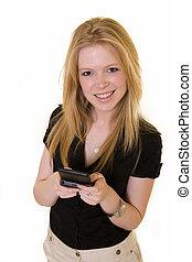 messaging texto