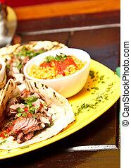 messicano cibo