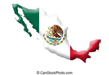 messicano, stati uniti
