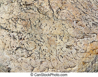 Messy Vintage Rock Surface