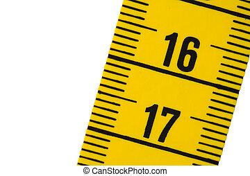 mesurer, 1, bande
