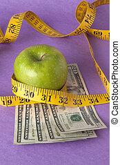 mesurer, cout, education, ou, healthcare
