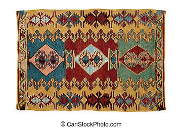 met de hand gemaakt, antieke , tapijten