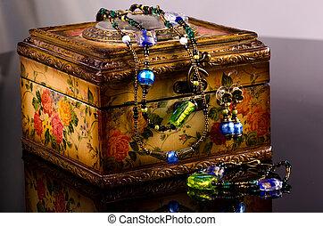 met de hand gemaakt, juwelen