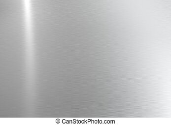 metaal, zilver, textuur, achtergrond