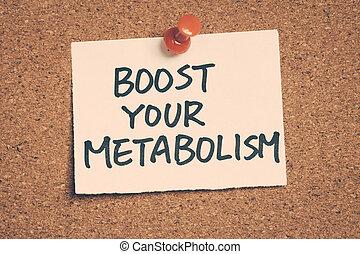 metabolism, alza, su
