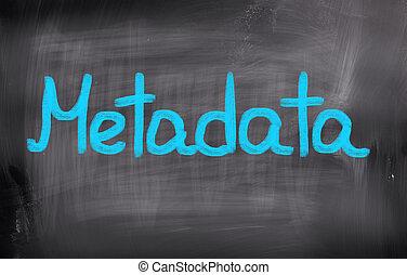 Metadata Concept