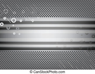 metal abstract background