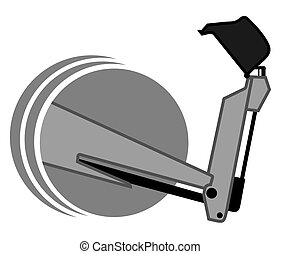 Metal arm - Creative design of metal arm