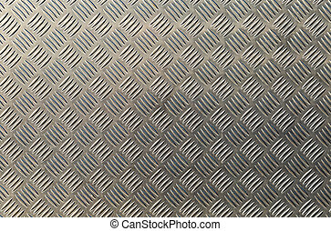 Metal background as creative texture