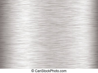 metal brushed steel - Silver steel background with metal...