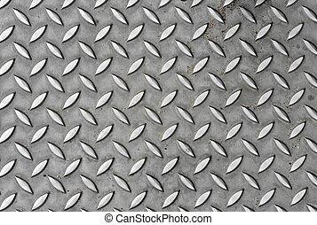 Metal - Bumpy metal pattern