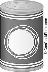 metal can design