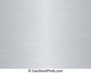 metal cepillado
