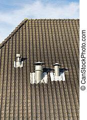 Metal chimneys