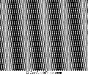 Metal chrome grille seamless texture background