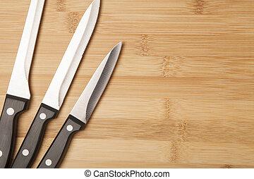 metal, cuchillo