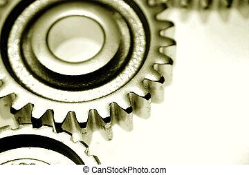 metal, det gears