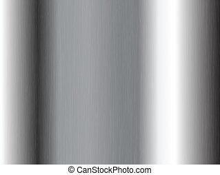 metal escovado, fundo