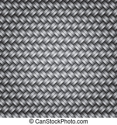Metal fiber wicker texture background,vector illustration