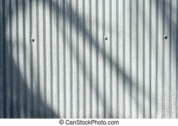 Metal galvanized steel texture background